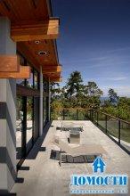 Роскошный дом с изгибами