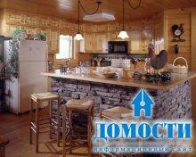 Особенные кухни для особых домов