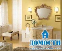 Роскошные итальянские ванные