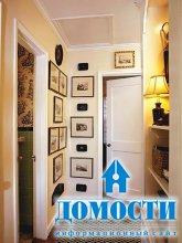 Оригинальные квартирные коридоры