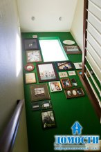 Дом, наполненный самодельными деталями