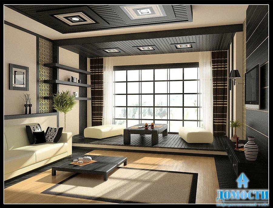 Фото современных гостиных