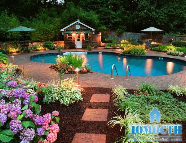 Красота у дома и в саду фото
