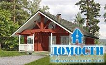 Финские дома из клееного бруса
