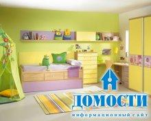 Испанские спальни для детей