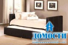 Стильная мебель для совмещенных комнат