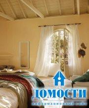 Коттеджный интерьер гостевого дома