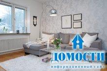 Элегантный серый в отделке квартиры