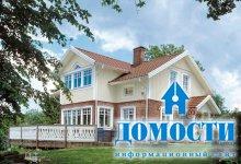 Скандинавские сборные дома