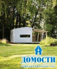 Дом, построенный за два дня