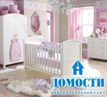 Основные элементы комнаты новорожденного