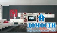 Современная коллекция гостиных стенок