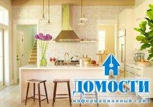 Гостиная, столовая и кухня – всё в одном