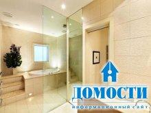 Индивидуальный стиль ванных комнат