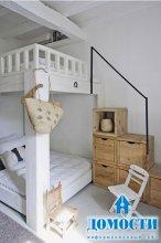 Спальни небольшого размера
