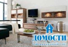 Декор маленькой гостиной  в квартире
