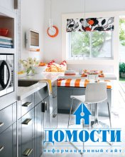 Многофункциональные маленькие кухни