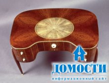 Второе рождение мебели Арт Деко