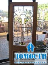 Двери, задающие тон интерьеру