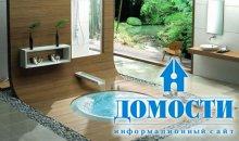 Маленькие ванны в восточном стиле