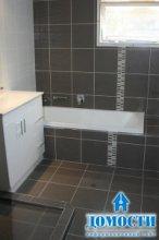 Защищенная от влаги ванная комната