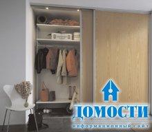 Особенности конструкции встроенной мебели