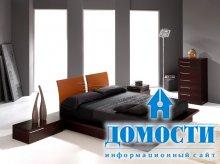 Современные спальни: особенности