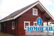 Ход строительства брусового дома