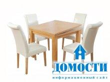 Столы и стулья для особого случая