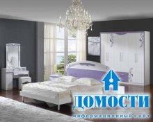Просторные многофункциональные спальни