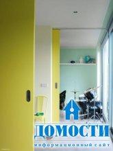 Интерьер квартиры с разными настроениями