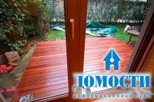 Строительство деревянной террасы