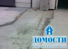 Решение проблем с бетонным полом