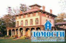 Разнообразие викторианских зданий
