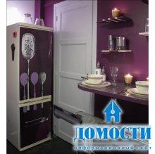 Магнитные картины на холодильник