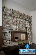 37 домашних библиотек