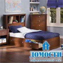 Кровати как украшение спальни