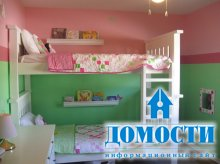Деревянные кровати для детской