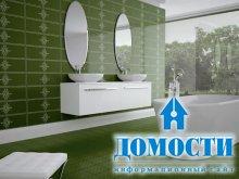 Творческий подход к дизайну ванной