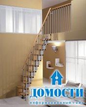 Современные лестницы от Rintal