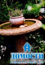 Красота и практичность садовых украшений