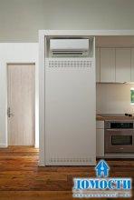 Тестовый образец энергоэффективного дома