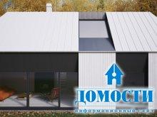 Модели скандинавских домов из панелей