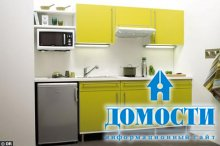 Компактная мебель для кухни