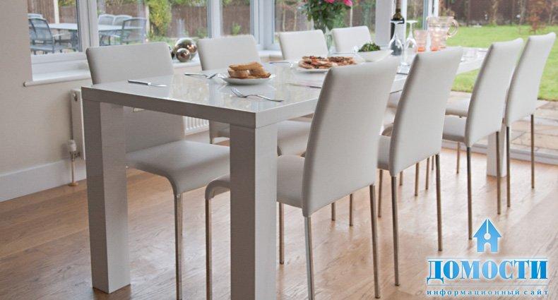 стильные стулья для кухни