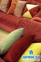 Подходящие подушки для дивана