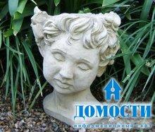Подбор скульптуры для сада