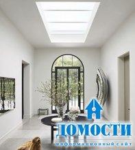 Традиционный дом с элементами футуризма