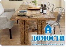 Деревенский вид современной мебели
