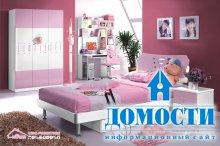 Дизайн спальни для дочери